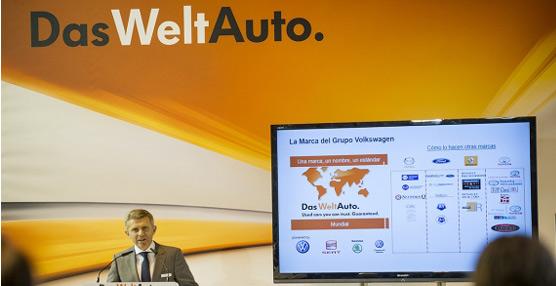 Llega 'Das WeltAuto', la nueva marca de Volkswagen para vehículos de ocasión