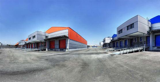 Grupo Bimbo se incorpora a la cartera de cliente de Saba con másde 5.300 metros cuadradosen su planta de Coslada