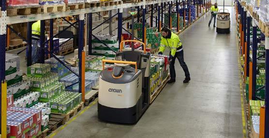 La automatización es un 'arma poderosa' para reducir los costes de la intralogística según un informepublicado porCrown