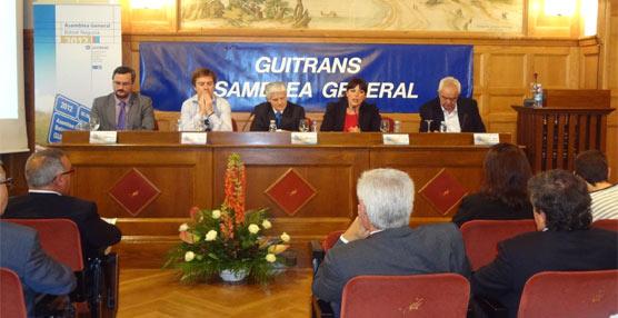 Guitrans aprovecha su Asamblea General para reivindicar el 'papel de motor económico' del Sector