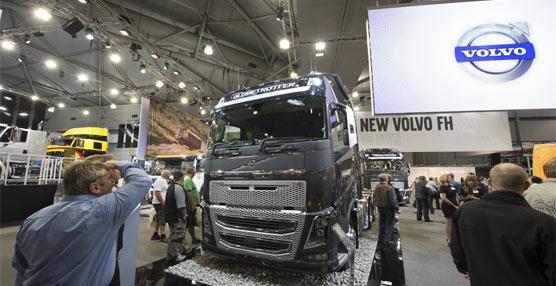 El nuevo Volvo FH llega a Australia 'adaptado a un mercado con unas condiciones de conducción muy duras'