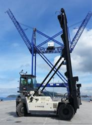 Terex entrega una carretilla apiladora de vacíos al puerto de Turquía para mejorar la eficiencia de sus operaciones