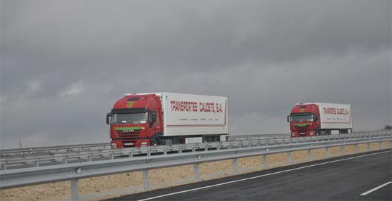 Patronales y sindicatosacuerdan el convenio colectivo del Transporte de Mercancías por Carretera de Toledo
