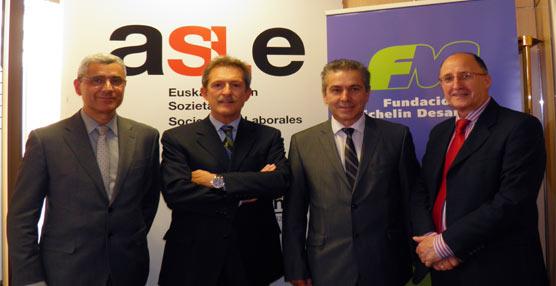 La FMD ayudará a las empresas de la Agrupación de Sociedades Laboral de Euskadi a beneficiarse de sus ayudas