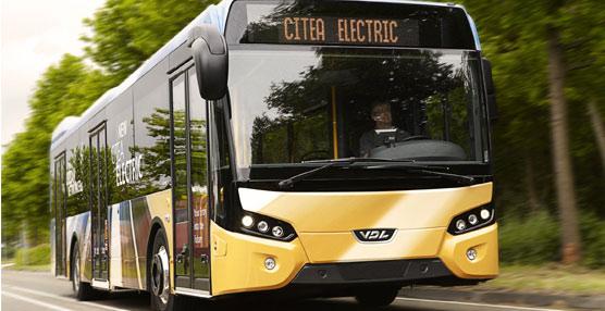 VDL Bus & Coach presenta su nuevoCitea Electric en el Congreso de la UITP