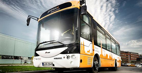Bombardier presenta en Ginebra un nuevo sistema de movilidad eléctrica para autobuses y camiones