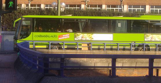 Sindicatos y patronal llegan a un acuerdo para renovar el Convenio de Transporte Regular en Madrid