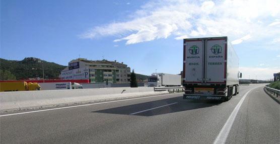 Fenadismer recurre la decisión de la Generalitat catalana de prohibir la circulación de camiones por la N-II