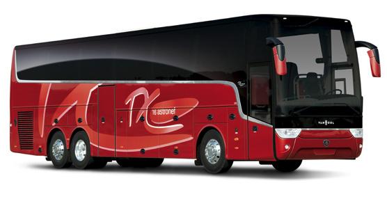 Scania amplia su acuerdo de colaboración con la firma belga Van Hool a Austria y Alemania