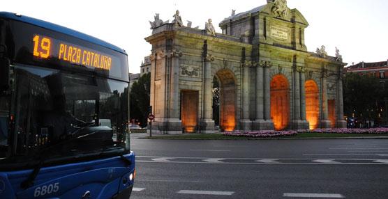 El Ayuntamiento de Madridrefuerza el servicio de autobuses en nueve líneasen las inmediaciones de El Retiro