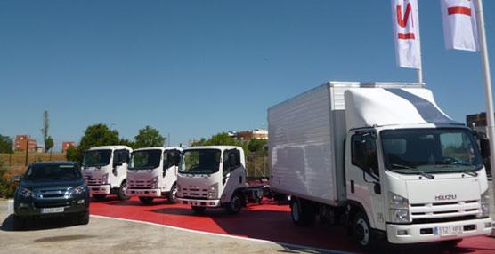 Automec será el nuevo concesionario ISUZU en la provincia de Madrid