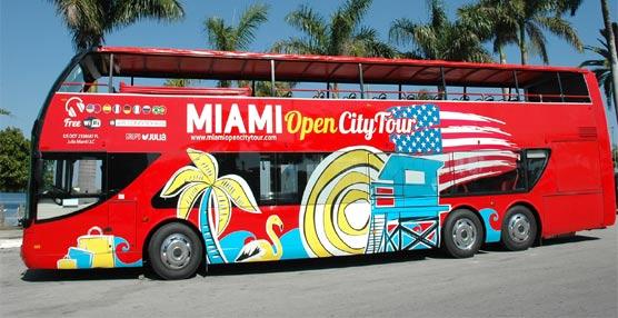 El bus turístico, la división del Grupo Juliá que más ha crecido en el ejercicio 2012 con una facturación del 74%