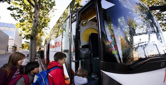 Navarra acuerda destinar 52 millones de euros para garantizar el transporte escolar de los centro públicos