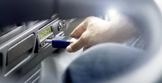 El uso deltacógrafo digital incide directamente en la reducción de infracciones de los transportistas