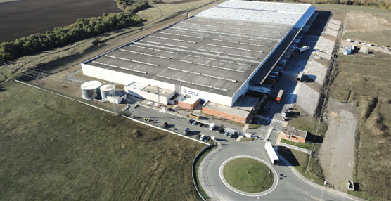 Michelinrealiza una ampliación desu centro logístico en Álava para poder almacenar más de un millón de neumáticos