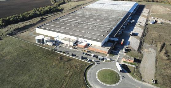 Michelin realiza una ampliación de su centro logístico en Álava para poder almacenar más de un millón de neumáticos