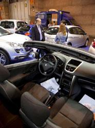 El Salón del Vehículo de Ocasión 2013 crece un 5,37% en ventas de coches y un 5,21% en visitantes