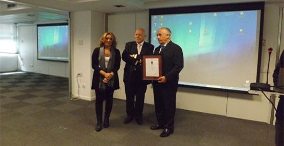 Alsa se convierte en la primera empresa en recibir la certificación ISO 39001 sobre Gestión de la Seguridad Vial