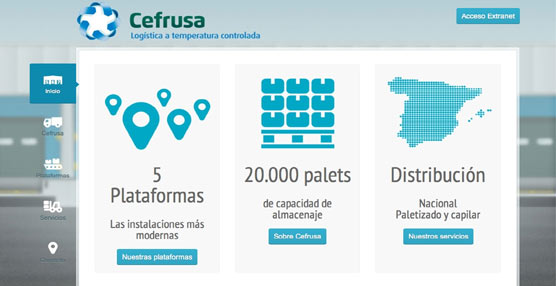 Cefrusa y AndSoft presentan su plataforma de trazabilidad logística culminando dos años de colaboración estratégica