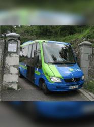 Dbus estrena un nuevo servicio de microbús al Paseo Nuevo y Monte Urgull durante los fines de semana de Junio