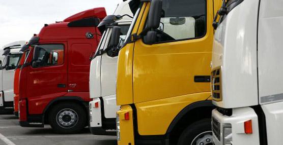CCOO y UGT convocan huelga en el transporte de mercancías de Valencia