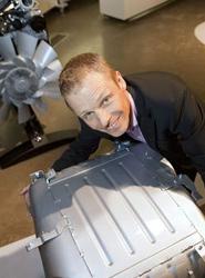 Un ingeniero de Scania recibe el premio Porsche por su investigación en el postratamiento de los gases de escape