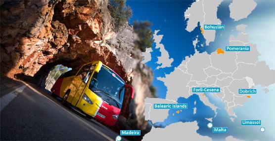 Mallorca participa en un proyecto europeo de fomento del transporte público en las zonas turísticas