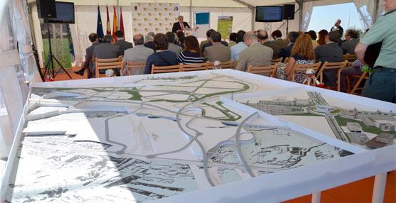 La Plataforma Central Iberum, el primer parque ecoindustrial de España, se presenta en Illescas (Toledo)