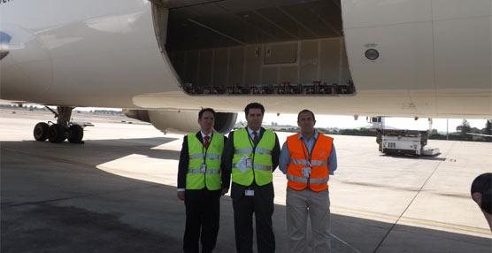 La plataforma logística de UPS del aeropuerto de Valencia se consolida como uno de los centros 'claves' de la compañía