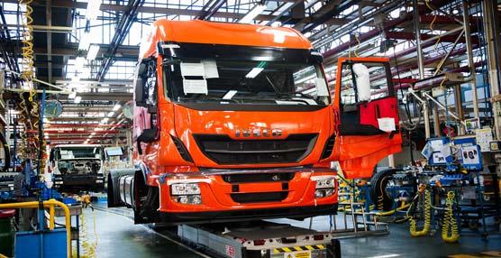 La planta de Iveco en Madrid se posiciona como la segunda más eficiente de la compañía y la tercera de Fiat Industrial