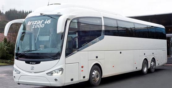 Irizar entrega la unidad 1.000 de su autocar Irizar i6 fabricado en la planta española de la compañía desde 2010