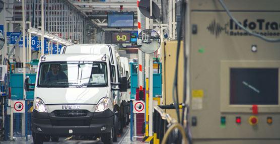 La planta de Iveco en Valladolid se sitúa como la primera de las 64 de Fiat Industrial en el mundo por su eficiencia