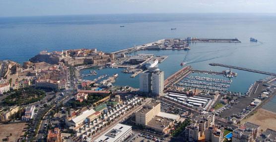 Puerto de Melilla.