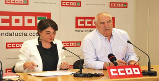 Andalucía fomentará el transporte público en espacios con altas concentraciones de empresas y trabajadores