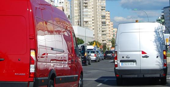 Los vehículos comerciales ligeros deben reducir un 18,5% sus emisiones para cumplir la normativa de la UE