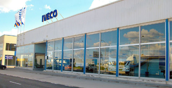 Iveco mejora sus servicios de posventa en Cataluña y renueva su concesionario en la provincia de Burgos