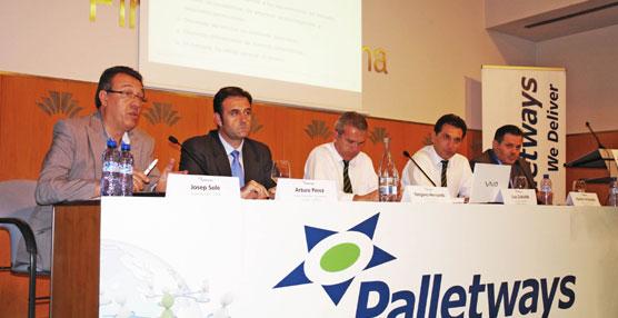 Palletways muestra su estrategia de crecimiento basada en la 'excelencia en el servicio'