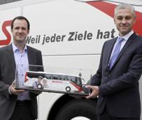 El operador vienés Balguss camina hacia el futuro de la mano de la nueva generación de autobuses Setra