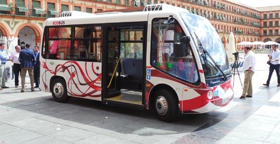 Córdoba adquiere una flota de tres autobuses 100% eléctricos a la valenciana Clem Ecologic para el casco histórico
