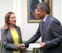 Pastor viaja a Kazajstán para fomentar la participación española en proyectos de infraestructuras del transporte