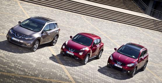 La producción de vehículos en España crece casi un 9% en mayo.
