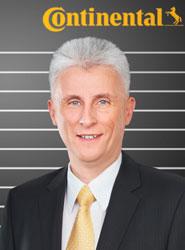 Director de Neumáticos para Vehículos Comerciales, Andreas Esser.