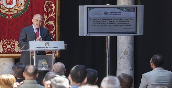 Valladolid estrena servicio de transporte estival, mejora el servicio regular y recupera el transporte a demanda
