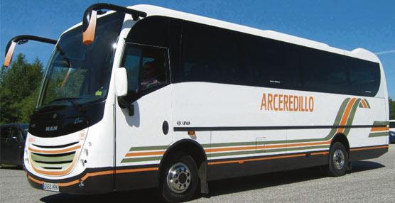 Autocares Arcederillo recibe una unidad Cimo T de Unvi carrozada sobre chasis MAN N49