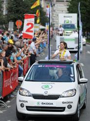 ŠKODA será el patrocinador principal del Tour de Francia por décimo año