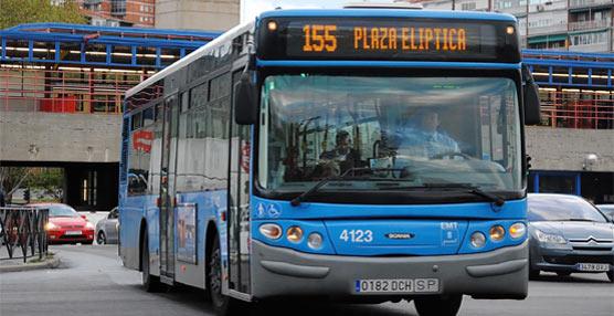 EMT Madrid cambiará la ubicación de las cabeceras de Plaza Elíptica y Moncloa
