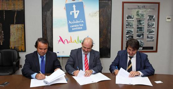 Alsa promocionará Andalucía como destino turístico en 40 autobuses