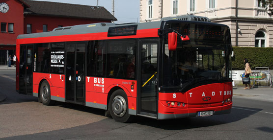 Solaris suministrará 43 nuevos Urbino 12 al operador austriaco ÖBB Postbus durante los próximos cinco años