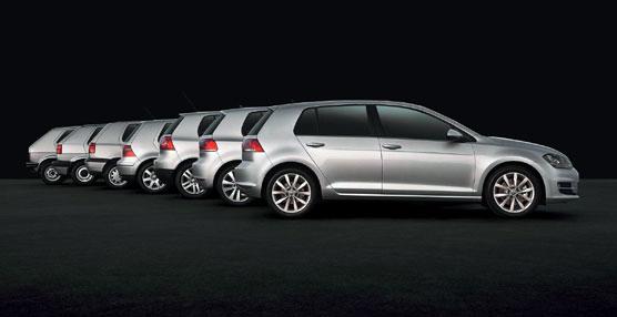 Volkswagen celebra la producción del Golf número 30 millones en la línea de montaje de Wolfsburg