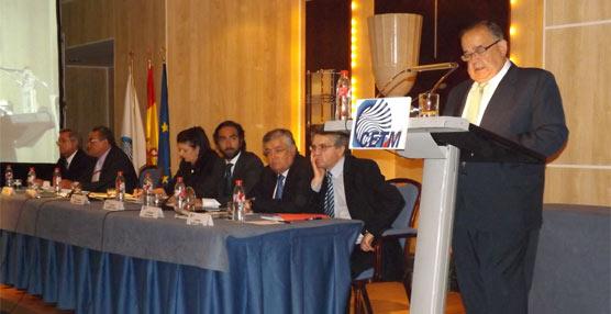 Marcos Montero, reelegido presidente de la Confederación Española de Transporte de Mercancías